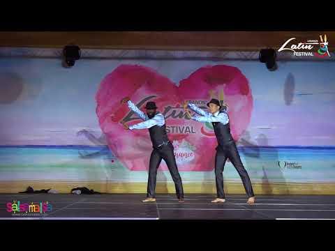 DANCEFLOOR SHOW  - LEBANON LATIN FESTIVAL 2018