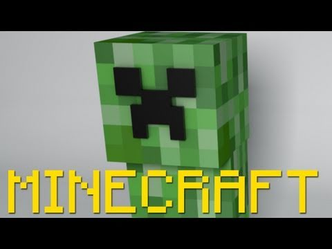 Minecraft - First Person Shooter
