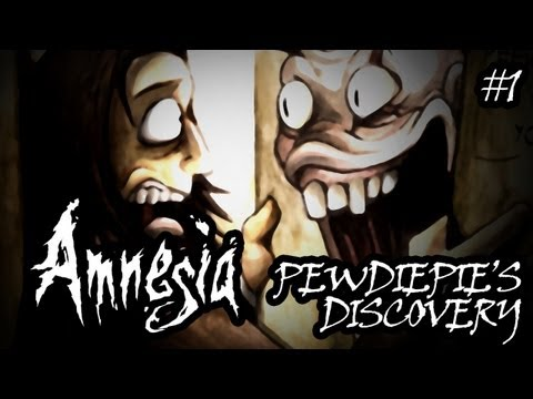 Amnesia: SO MANY JUMPSCARES AND TELEPORTING NAKED GUYS ;_; -  Baldo