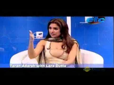 Lara Dutta talks about BLUE, Akshay Kumar, Sanjay Dutt & swimming with SHARKS!!