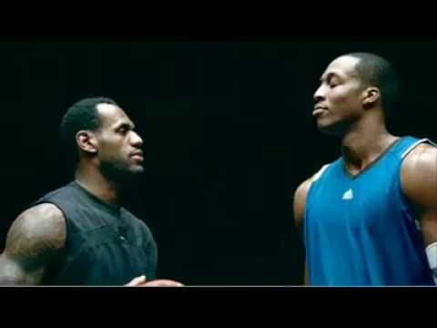 FULL VERSION: McDonald's Commercial with LeBron James and Dwight Howard Video
