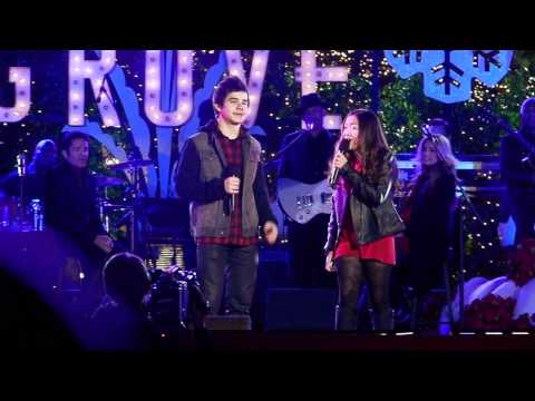 Have Yourself A Merry Little Christmas & Jingle Bell Rock - Charice @ The Grove 112110 (1 Of 2)