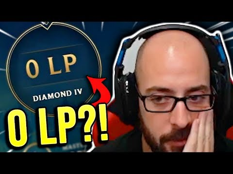 CLIMBING BACK FROM 0 LP IN DIAMOND 4?!? - SRO Road to Challenger