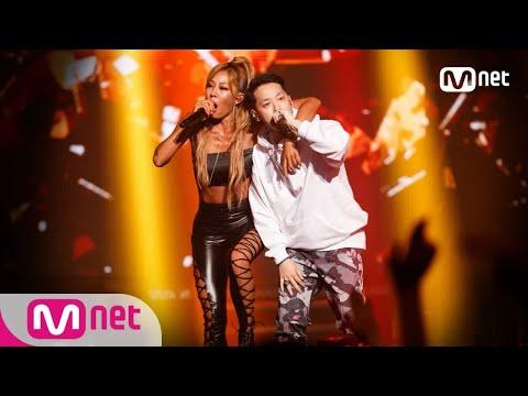 [ENG sub] Show Me The Money777 [4회] TEAM 더 콰이엇&창모 (feat. Jessi) @프로듀서 특별공연 180928 EP.4