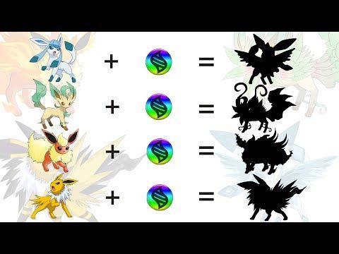 Fan Requests #2: Mega Eeveelutions 2 - Pokemon Mega Evolution Fanart Series