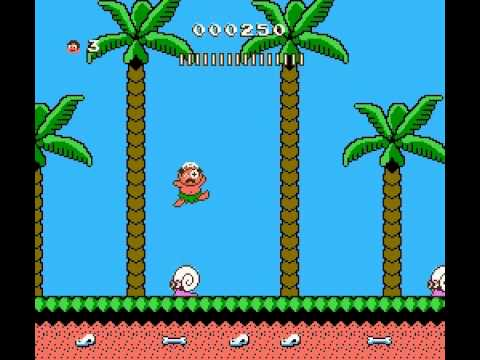 Adventure Island 2 - 2 deaths - User video