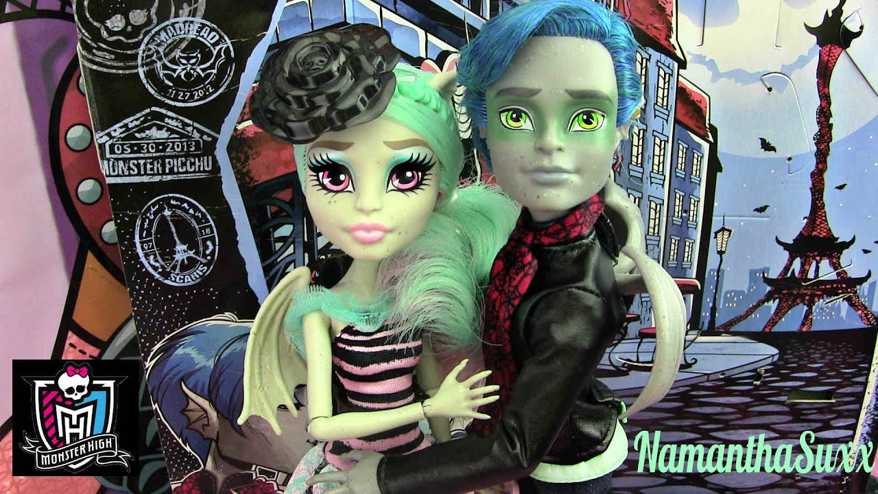 Scaris Doll Review Video