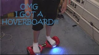 HOVERBOARD UNBOXING!!! (Self Balance Board, Mini Segway)