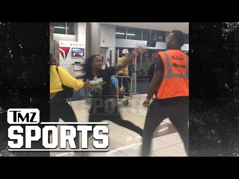 Pacman Jones Fight Video, The Violent Knockdown | TMZ Sports