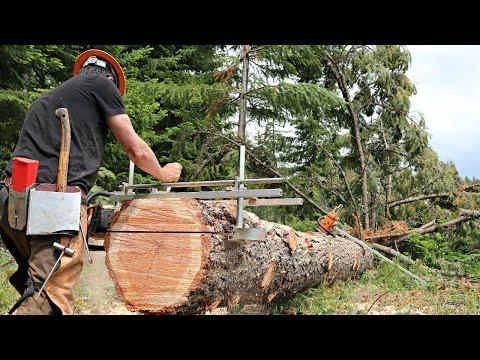 Amazing Chainsaw Mill - Granberg