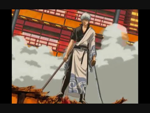 Gintama OST 3 - Buisness Transactions should always come before a fight