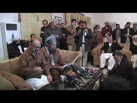 Pakistan begins official peace talks with the Taliban