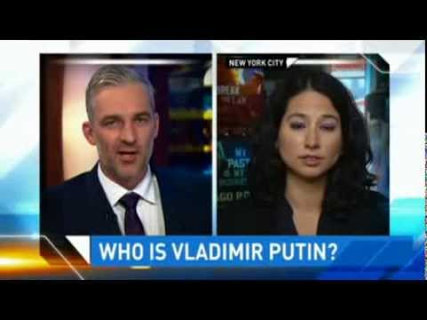 Jennifer Ciotta, Putin Expert on Australia's The Project TV