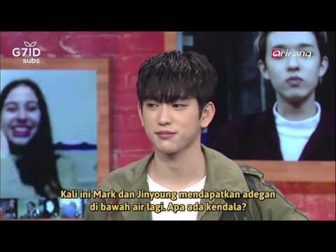 [G7IDSUBS] 170321 Arirang After School Club Ep. 256 - GOT7 (minus Jackson)