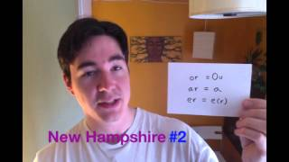 Accent Practice-  New Hampshire