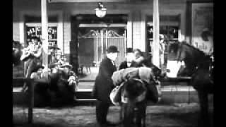 Laurel and Hardy Dancing to Footloose by Kenny Loggins