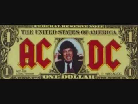 Acdc - Money Talks video