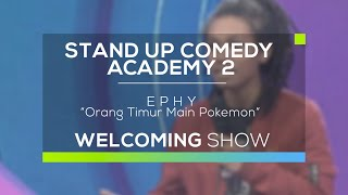 Orang Timur Main Pokemon - Ephy (SUCA 2 - Welcoming Show)