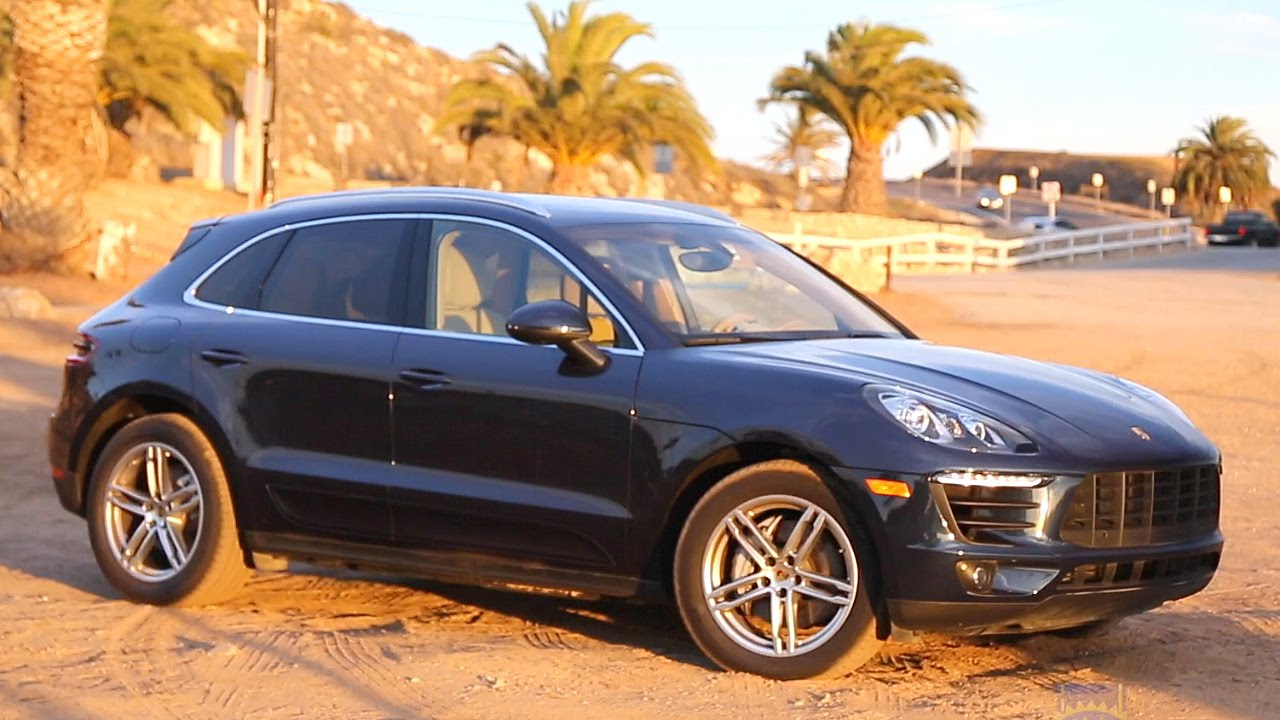 2015 Porsche Macan Review Kelley Blue Book Youtube