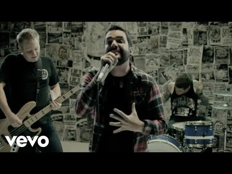 A Day To Remember - All I Want Music Videos