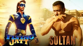 Tiger Shroff's A Flying Jatt Trailer To Be Attached With Salman's SULTAN