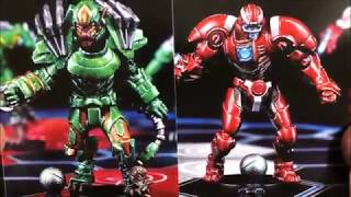 Dreadball Retail Unboxing