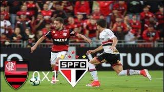 Flamengo 0 x 1 So Paulo Melhores Momentos Brasileiro
