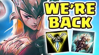 WE'RE BACK!! NEW COVEN CAMILLE JUNGLE SPOTLIGHT | NEW TOWERS?! SEASON 9 JUNGLE IS GOING TO BE SO OP