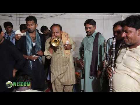Brass Band Playing Ya Ali Jiwan Tere Laal