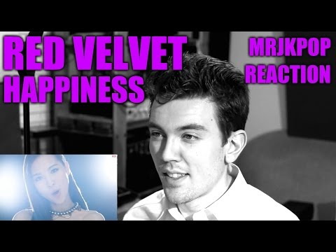 Red Velvet Happiness (레드벨벳 행복) Reaction / Review - MRJKPOP