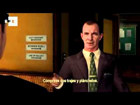 Misc Computer Games - I Always Kill The Things I Love - La Noire