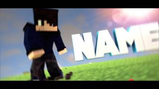 "NEW PVP Minecraft İntro Template_!!??!? [TUTORİAL""I VAR :D]"