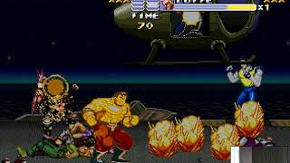 SoR3 - Adam's Story Extended! Streets of rage Remake 5.1!