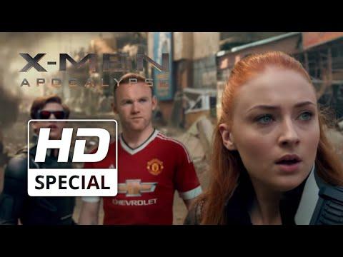 X-Men: Apocalypse | Manchester United | 2016