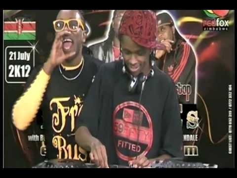 SUPREMACY SOUNDS' DJ JUAN & MC FULLSTOP (ZIMBABWE PROMO)