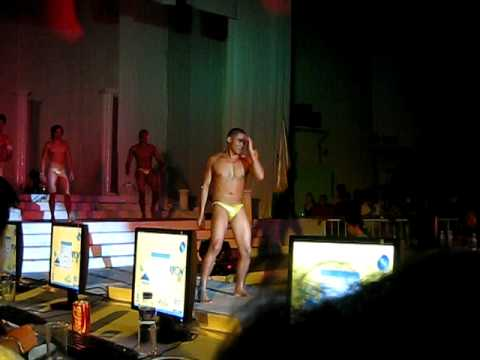 Magayon Bikini Open 2009 (Final Showdown) boys Video