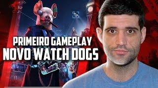 Primeiro gameplay novo Watch Dogs Legion, muito inovador