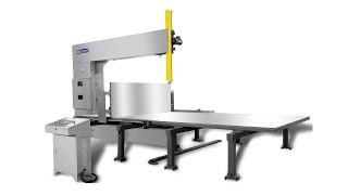 ELQ-4LB-S Automatic Vertical Foam Cutting Machine(Single Baffle)