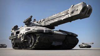 Русский 4С22 - Реактивная броня! Динамическая защита танка! В Сирии подтверждена ее эффективность