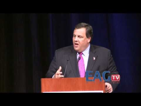 New Jersey Governor Chris Christie delivered the keynote speech at the 3rd Excellence in Education Summit. The event was held in Washington D.C. Governor Chr...