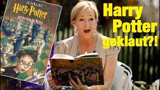 J.K Rowling hat Harry Potter GEKLAUT?!