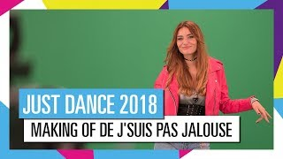MAKING OF DE J'SUIS PAS JALOUSE - ANDY ROWSKI / JUST DANCE 2018 [OFFICIEL] HD