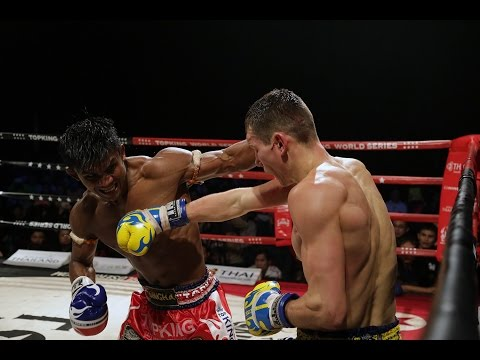 Topking World Series : TK3 Hong Kong - Buakaw Banchamek vs. Dmytro Konstantynov (Full Video)