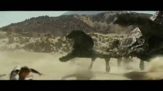 Clash Of The Titans Official Trailer