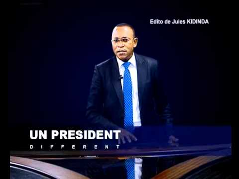 UN PRESIDENT DIFFERENT – TELE 50