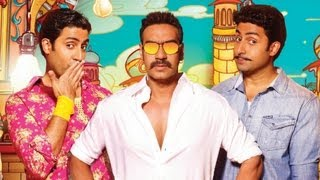 """Bol Bachchan"" Official Theatrical Trailer (Exclusive)"