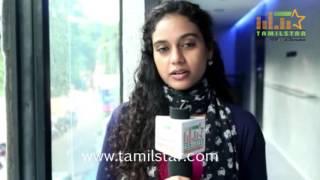 Rupa Manjari At Sivappu Movie Team Interview