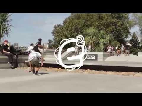 e2 Fizzed Pro Skate Demo - Victoria Skatepark