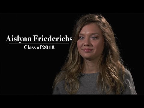 Spiritual Lives at Lawrence: Aislynn Friederichs