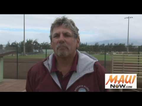 bhs softball coach joe duran comments on ACLU lawsuit.wmv